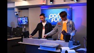 Lucas   Steve en mix sur Fun Radio