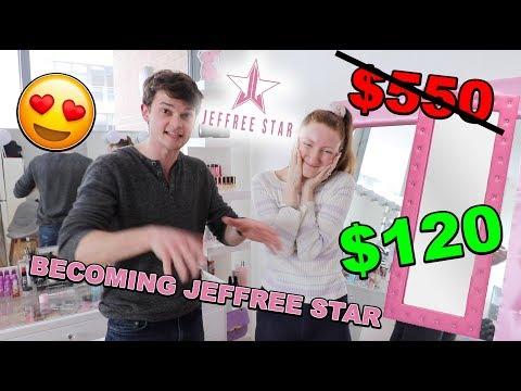 DIY JEFFREE STAR MIRROR TUTORIAL   MAKE ME THIS S1E1