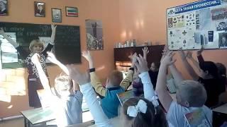 Пальчиковая гимнастика на уроке английского языка