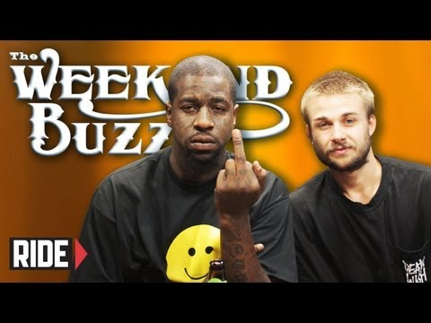 Antwuan Dixon & Pat Rumney: Jail sucks, the Deathwish video, & Epicly Later'd! Weekend Buzz ep. 24
