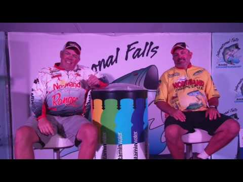 International Falls Bass Championship 2016