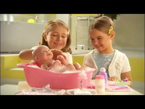 Lėlės vaikams Berenguer La Newborn - Upyna