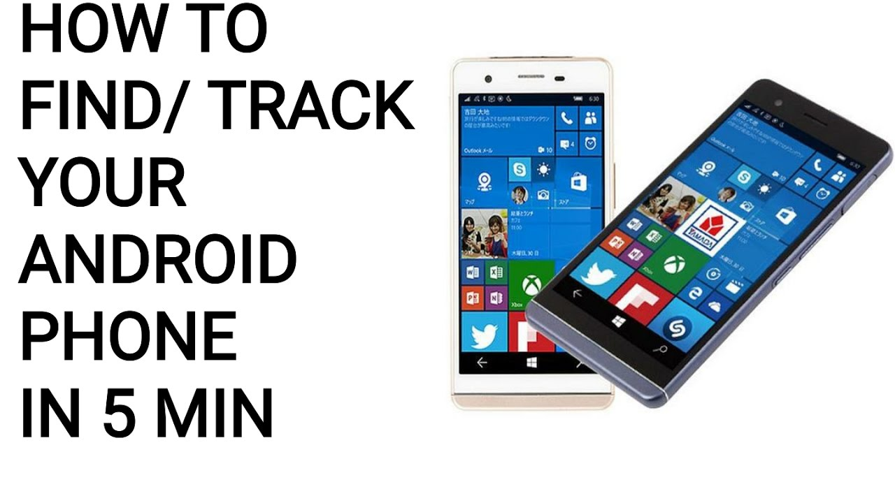 Phone Track Lost Android Phone Gps how to track a phone locator gps tracker android device manager 2017