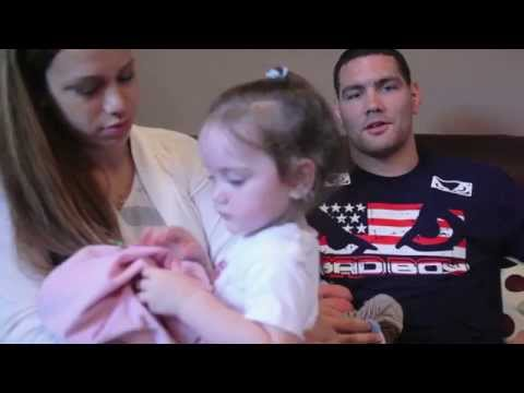 UFC 194: Chris Weidman's Roots