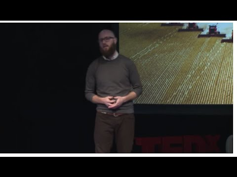 Why we should embrace GMOs | Cole Montalvo | TEDxChattanooga