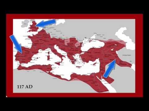Why did the Roman Empire fall?