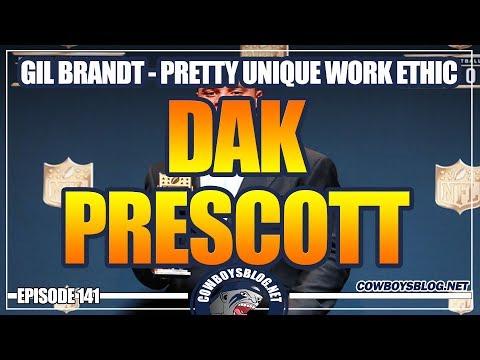 Dak Prescott Championship Work Ethic