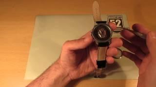 Тактические саперные часы EOD Видео обзор