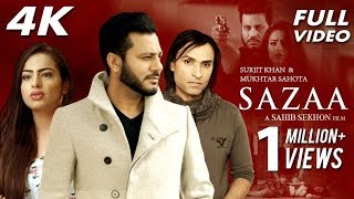 Sazaa - Full Song | Surjit Khan | Latest Punjabi Songs 2019 | Mukhtar Sahota | Sahib Sekhon