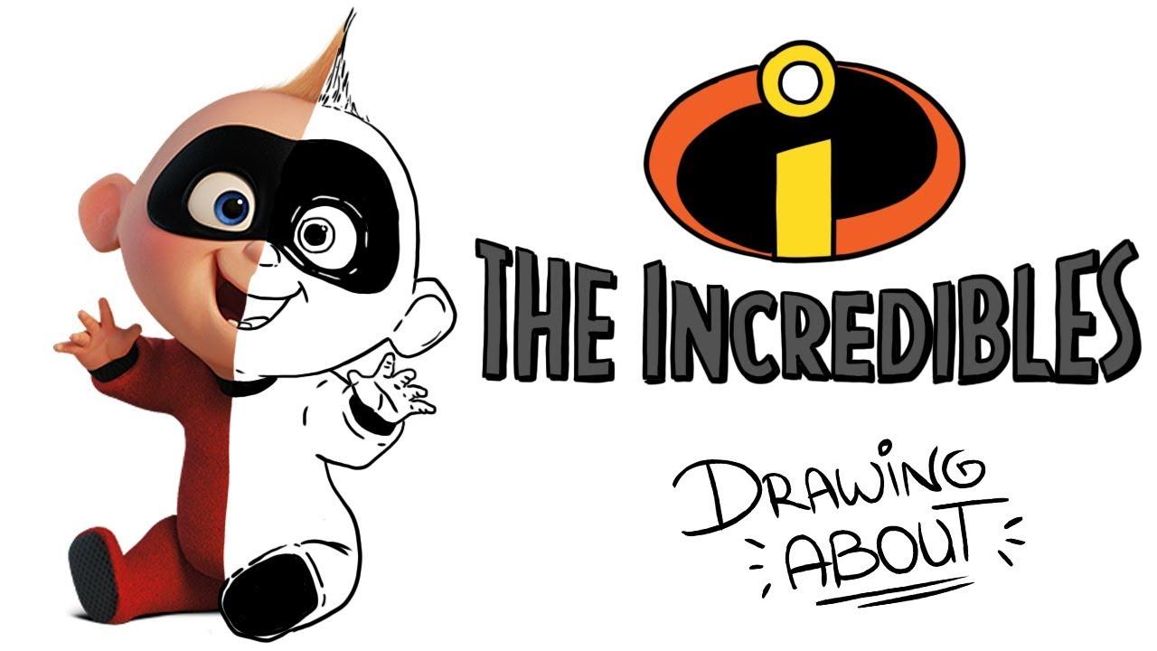 LOS INCREÍBLES | Draw My Life