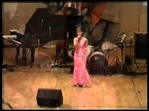 Porntipa Ilvesmaki Concert 2005 - Jazz composed by the King of Thailand