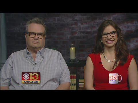 Coffee With: Eric Stonestreet and Dr. Morganna Freeman