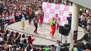 DA PUMP 2018/6/9【U.S.A.】リリースライブ第2部 たまプラーザ
