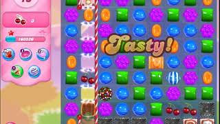Candy Crush Saga Level 3937 - NO BOOSTERS (FREE2PLAY-VERSION)