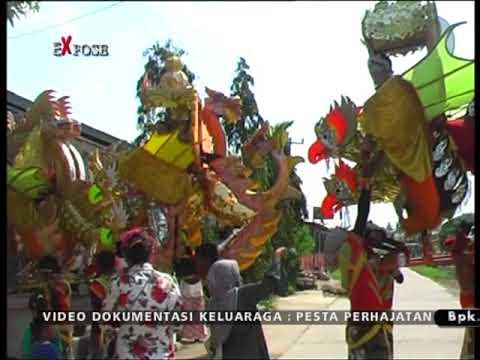 POLISI Singa Dangdut PUTRA GENADES Live Sukawera 4 Des 2017 Khitanan Niko Prtama