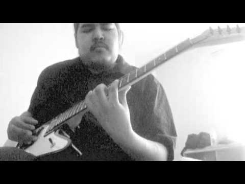 2girls1cup song on guitar