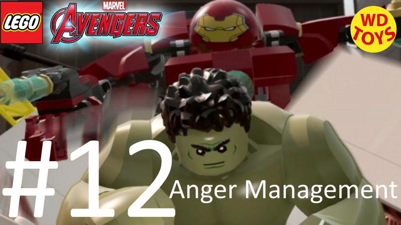 LEGO MARVEL'S AVENGERS - Level 12 - Anger Management! Game ...