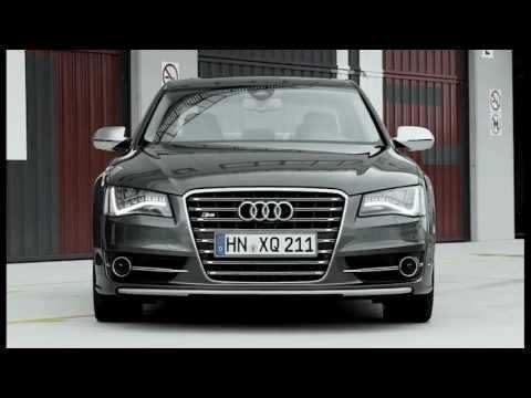 Audi S8 Biturbo first video (Motorsport)