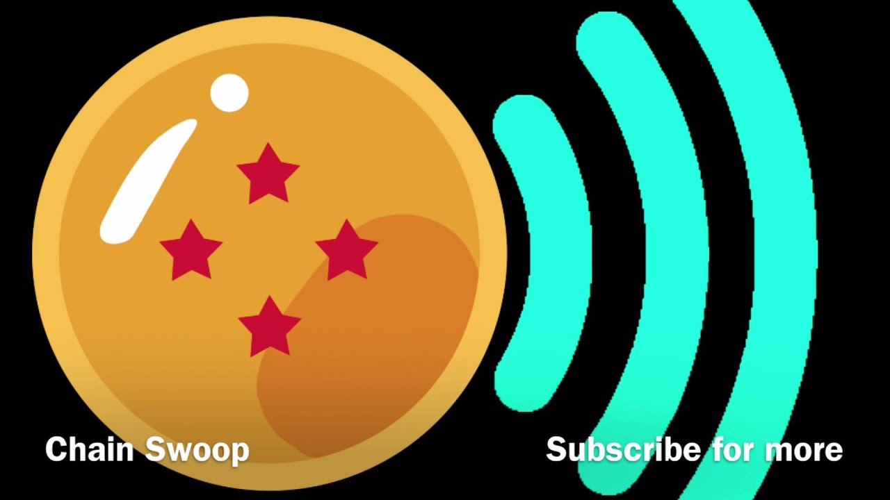 Chain swoop Dragon Ball Z sound effect - YouTube