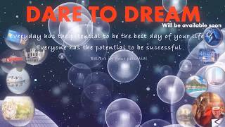 Dare to Dream - book teaser