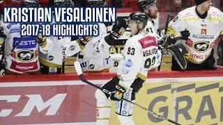 Kristian Vesalainen | 2017-18 Highlights