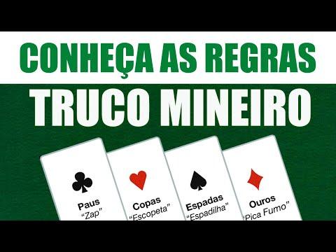 Conheça As Regras Do Truco Mineiro