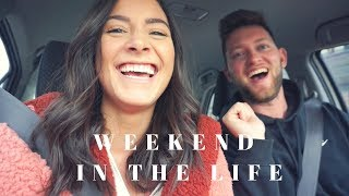 WEEKEND IN THE LIFE: boise, id