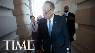 Senator Chuck Schumer Says No Deal Has Been Made Ahead Of Impending Government Shutdown | TIME