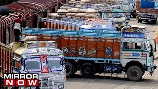 Truckers Across India To Go On An Indefinite Strike
