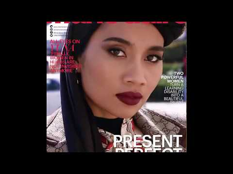 Marie Claire Malaysia Digital Cover with Yuna