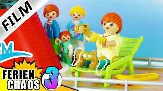 Playmobil Film deutsch | GOLD geklaut? Familie Vogel entlarvt JUWELENDIEBIN Kinderfilm Ferienchaos 3