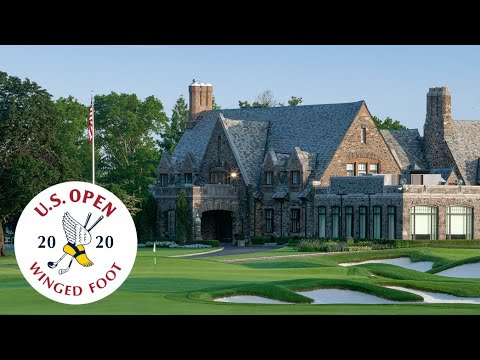 Winged Foot National 2020 (Home Of The US Open 2020)