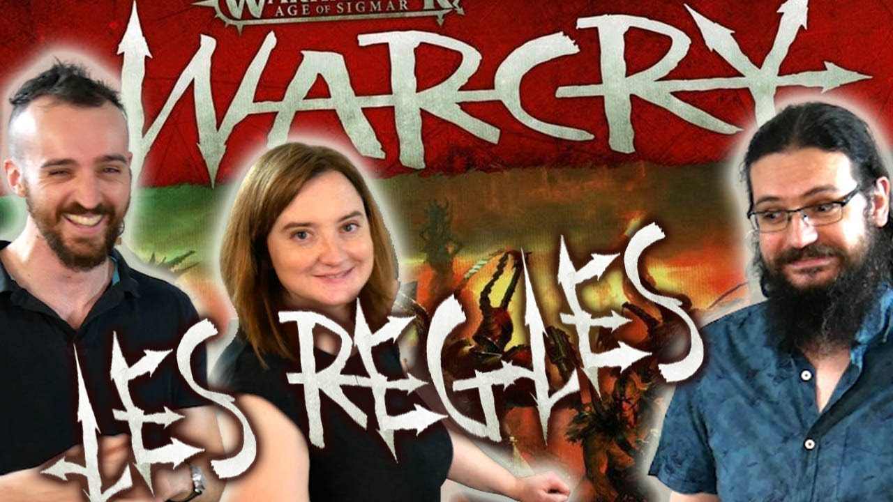 Warcry - Les règles - TaGueuleOnApprend