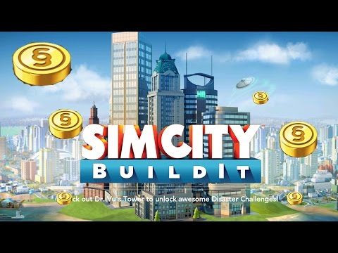 SimCity BuildIt Gameplay - Trade Depot [Android] part 1