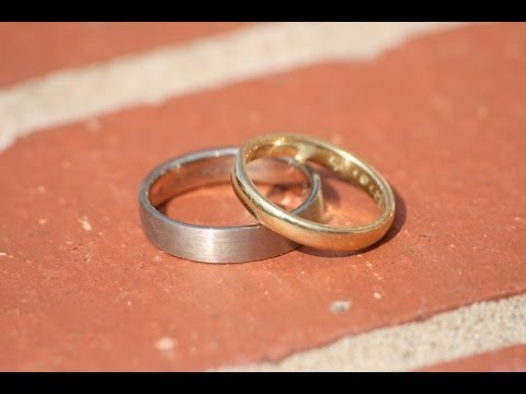 How to make your own wedding rings with Mark Lloyd FIPG YouTube