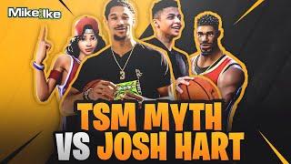 Myth vs Josh Hart | Mike and Ike Fortnite Challenge