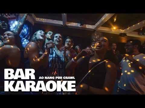Ao Nang Pub Crawl | Outkast Hey Ya Karaoke