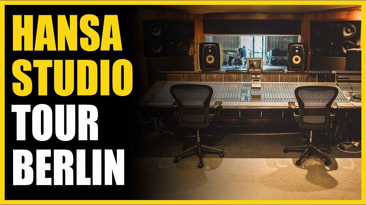 Recording Studio Tours | DMH