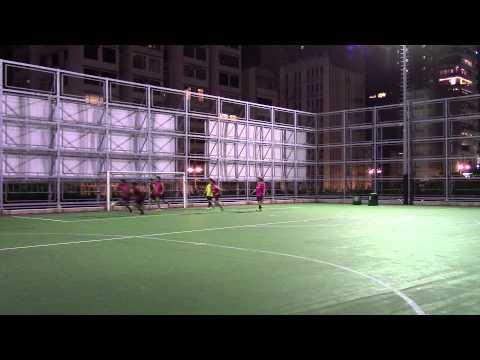 1-7-2015 FELE FOOTBALL TEAM Training in Kowloon Park Part1