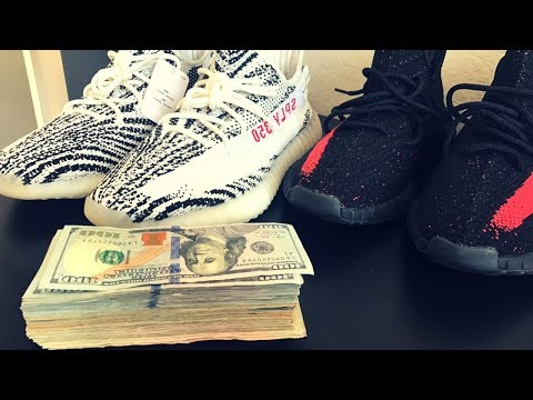 How to Be a PROFESSIONAL Sneaker Reseller - 5 Tips to Make Money Reselling Sneakers