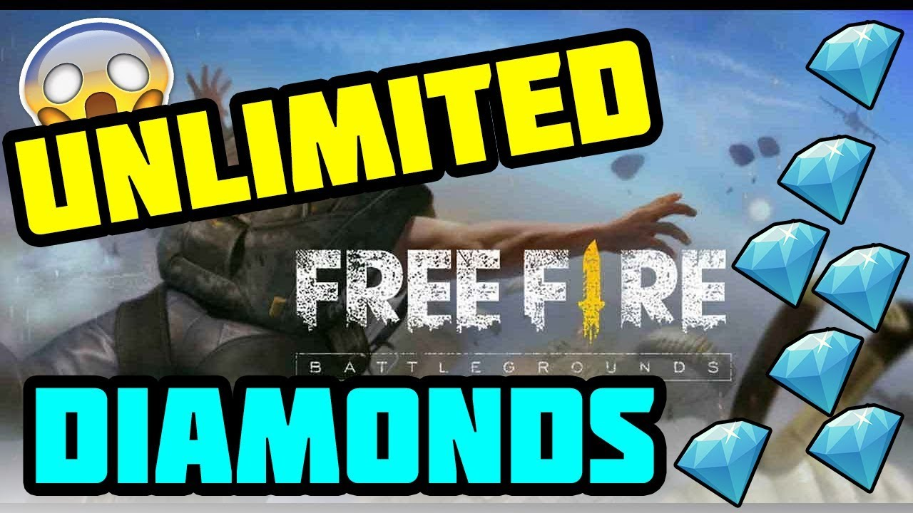 Garena Free Fire Hack - Free Fire Battlegrounds Cheats COINS & DIAMONDS -  [Android / iOS] -