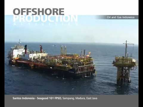 OFFSHORE PRODUCTION ACTIVITIES - Santos Indonesia 'Seagood 101 FPSO' #1