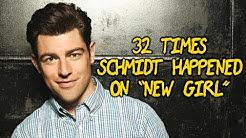 """32 Times Schmidt Happened On """"New Girl"""""""
