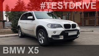 #TESTDRIVE BMW X5 E70 [2009]
