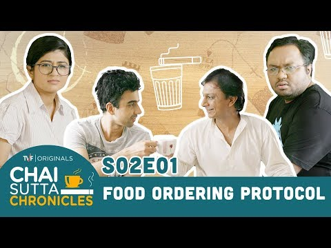 TVF Chai Sutta Chronicles | S02E01 - Food Ordering Protocol