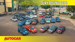 Jury Round | Cars | Autocar India Awards 2018
