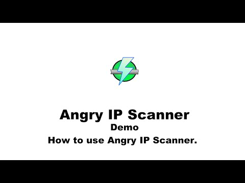 Ping Sweep -angry ip scanner-netperfect- advanced ip scanner tools from YouTube · Duration:  11 minutes 20 seconds