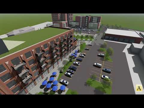 Black Iron Railyard Plans Redevelopment In Downtown Sioux Falls