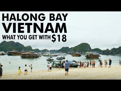 EPIC CHEAP HALONG BAY CRUISE TOUR (Lan Ha Bay - Catba) - Vietnam Travel Guide