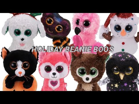 New Beanie Boos 2020 Halloween NEW HOLIDAY BEANIE BOOS 2019 2020   YouTube